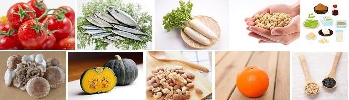 肝臓に良い食べ物一覧表